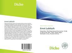 Buchcover von Ernst Lubitsch