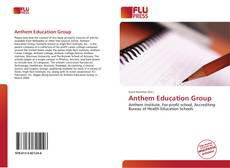 Bookcover of Anthem Education Group