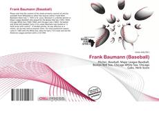 Bookcover of Frank Baumann (Baseball)