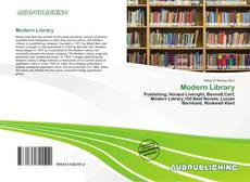 Bookcover of Modern Library