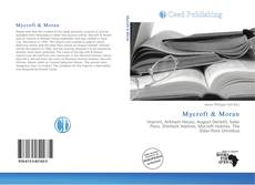 Bookcover of Mycroft & Moran