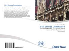 Copertina di Civil Service Commission