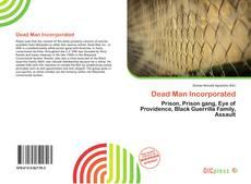 Обложка Dead Man Incorporated