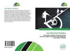 Capa do livro de Joel Bertoti Padilha