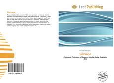 Bookcover of Corsano