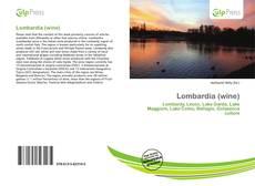 Copertina di Lombardia (wine)