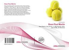Dean Paul Martin kitap kapağı