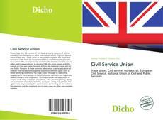 Portada del libro de Civil Service Union