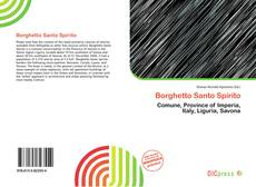 Bookcover of Borghetto Santo Spirito