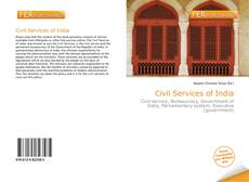 Civil Services of India的封面
