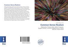 Bookcover of Common Sense Realism