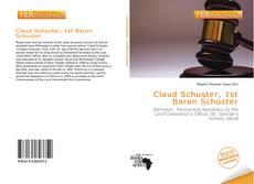 Portada del libro de Claud Schuster, 1st Baron Schuster