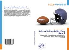 Обложка Johnny Unitas Golden Arm Award