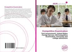 Обложка Competitive Examination