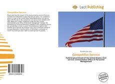 Bookcover of Competitive Service