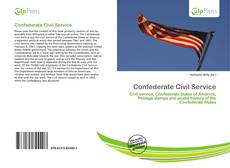 Couverture de Confederate Civil Service