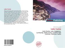 Bookcover of Lake Como