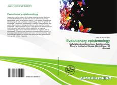 Copertina di Evolutionary epistemology