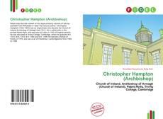 Borítókép a  Christopher Hampton (Archbishop) - hoz
