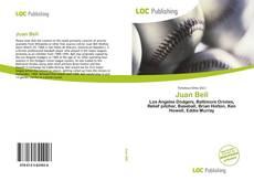Buchcover von Juan Bell