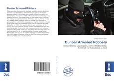 Portada del libro de Dunbar Armored Robbery