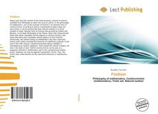 Bookcover of Finitism