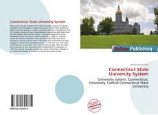 Portada del libro de Connecticut State University System