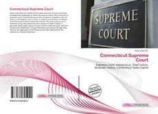 Bookcover of Connecticut Supreme Court