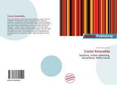 Capa do livro de Costa Smeralda