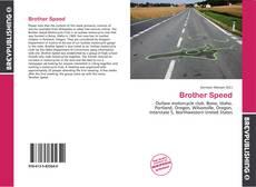 Brother Speed的封面