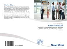 Bookcover of Charles Gibson