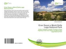 Bookcover of Gran Sasso e Monti Della Laga National Park