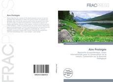 Aire Protégée kitap kapağı