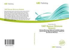 Обложка 1987 Denver Broncos Season