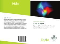 Bookcover of Kate Hudson