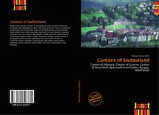 Bookcover of Cantons of Switzerland