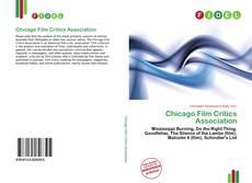 Обложка Chicago Film Critics Association