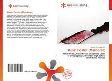 Couverture de Kevin Foster (Murderer)