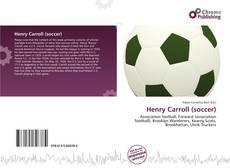 Buchcover von Henry Carroll (soccer)