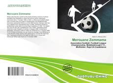 Couverture de Merouane Zemmama