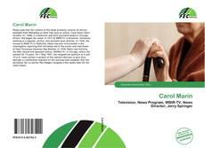 Carol Marin kitap kapağı