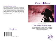 Обложка Charles Graham Baker