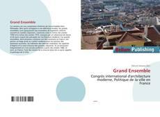 Buchcover von Grand Ensemble