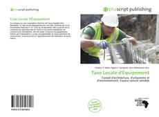 Taxe Locale d'Équipement的封面