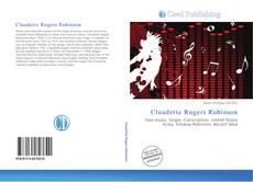 Claudette Rogers Robinson kitap kapağı