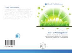 Taxe d'Aménagement的封面