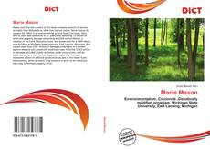 Bookcover of Marie Mason