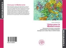 Couverture de Union pour la Méditerranée