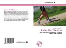 Copertina di Lisbon Half Marathon