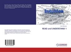 Portada del libro de READ and UNDERSTAND 1